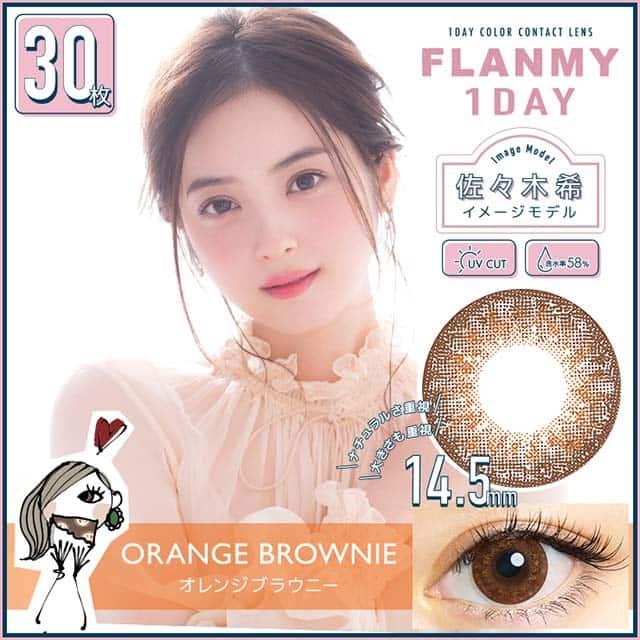 オレンジブラウニー1