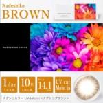 ナデシコカラー 55%UV&moist / ナデシコブラウン