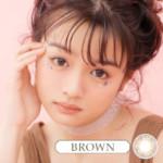 GLAM LENS ジル サンクチュアリ シナモン / ブラウン