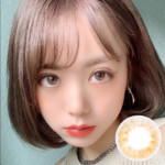 蜜のレンズ SOELA(ソラ)/ グレー