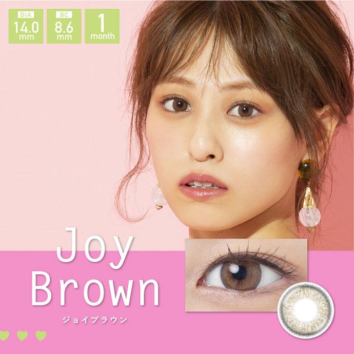 ジョイブラウン1